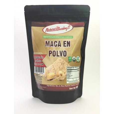 Raíz de Maca Organico Gold en polvo 400g