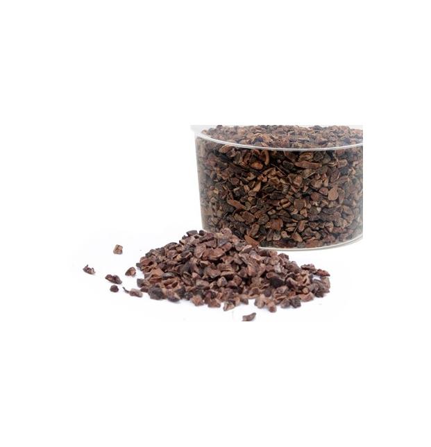 Nibs de Cacao o trozos de cacao Organico Raw 400g
