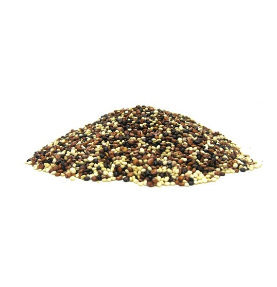 Quinoa Tricolor Orgánica Contenido neto 400 g