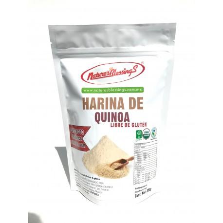 Harina de Quinoa Organica 350 g
