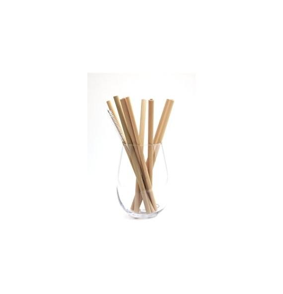 Popotes de Bambu