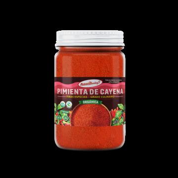 Pimienta de Cayena Organica...