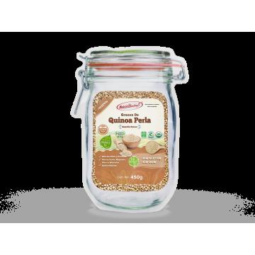 Quinoa Perla Organica 450 g