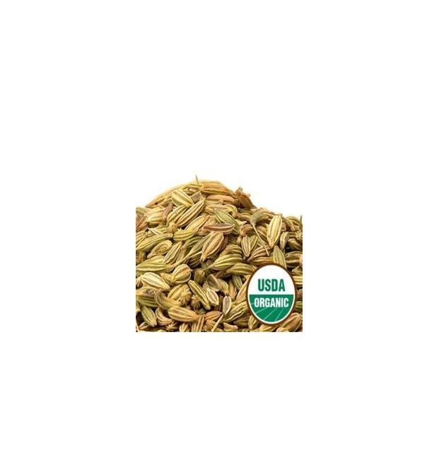 Semillas de Hinojo Organico 40g