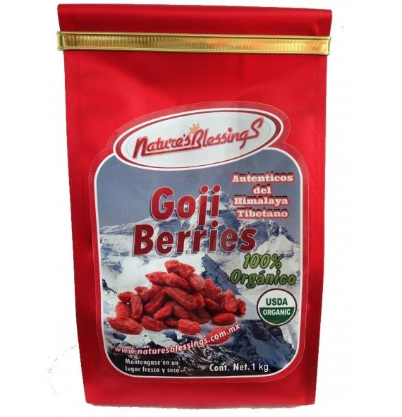 Goji Berries Organico 510 g