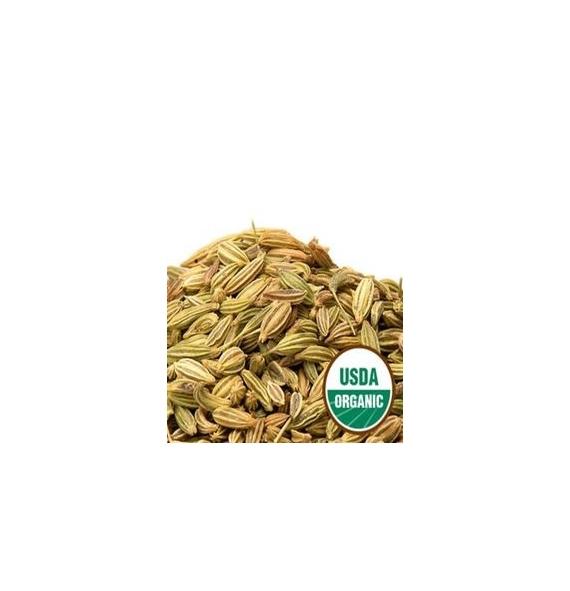 Semillas de Hinojo Orgánico 45g